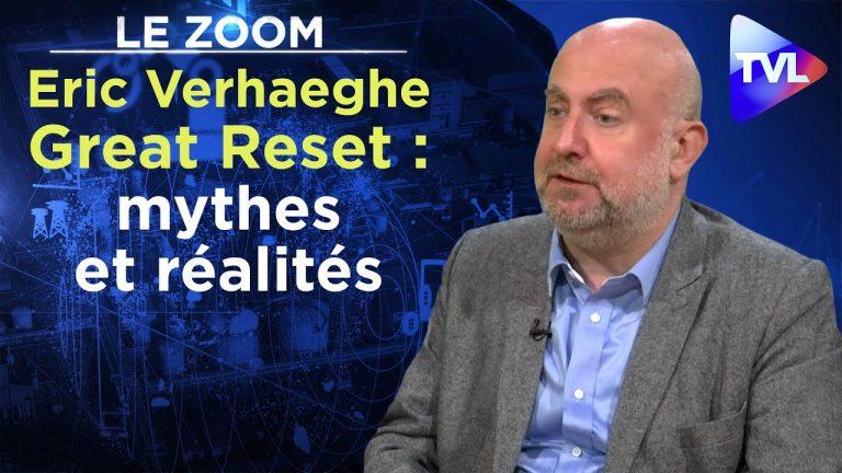 Great Reset : mythes et réalités, par Eric Verhaeghe