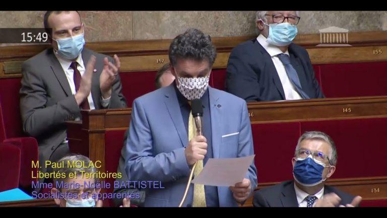 Paul Molac dénonce l'initiative de Jean-Michel Blanquer sur le recours au conseil constitutionnel