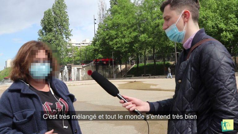 Les Parisiens face à l'insécurité : micro-trottoir