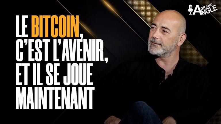 Le bitcoin, c'est l'avenir, et il se joue maintenant. Avec Sébastien Gouspillou