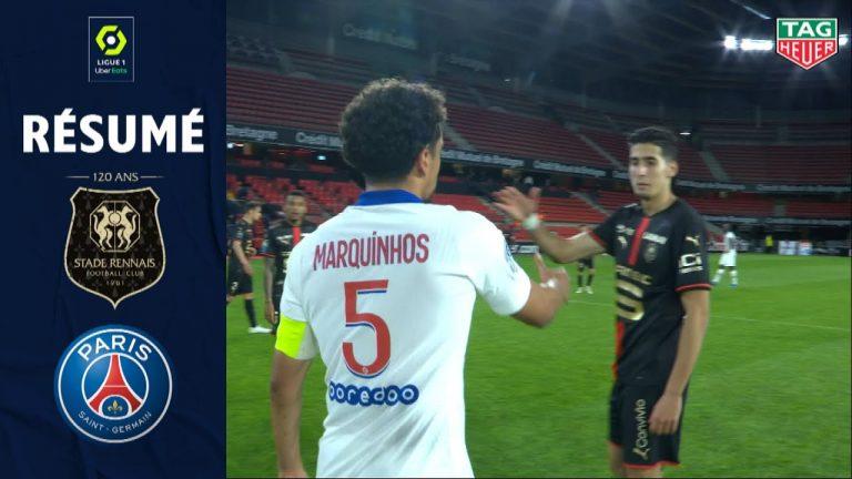 Football. Le Stade Rennais accroche le PSG, victoire du FC Nantes, défaites de Brest et de Lorient
