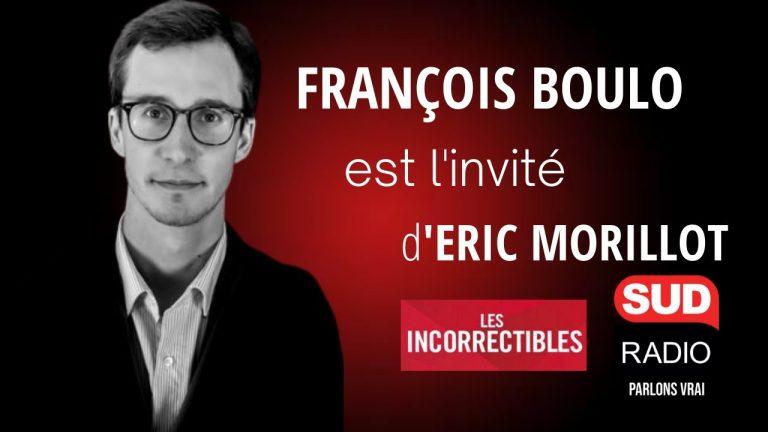François Boulo : « Il y aura une révolution en France ! »