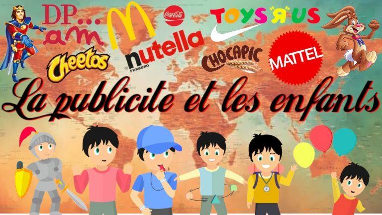 Les enfants, cible de choix du marketing