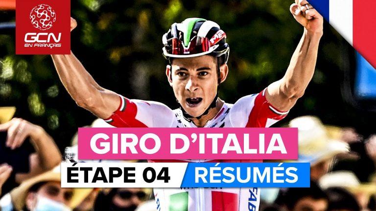 Cyclisme. Joe Dombrowski remporte la 4ème étape du Giro, en solitaire