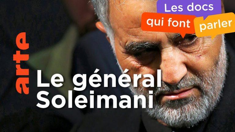 Général Soleimani, le stratège de l'Iran