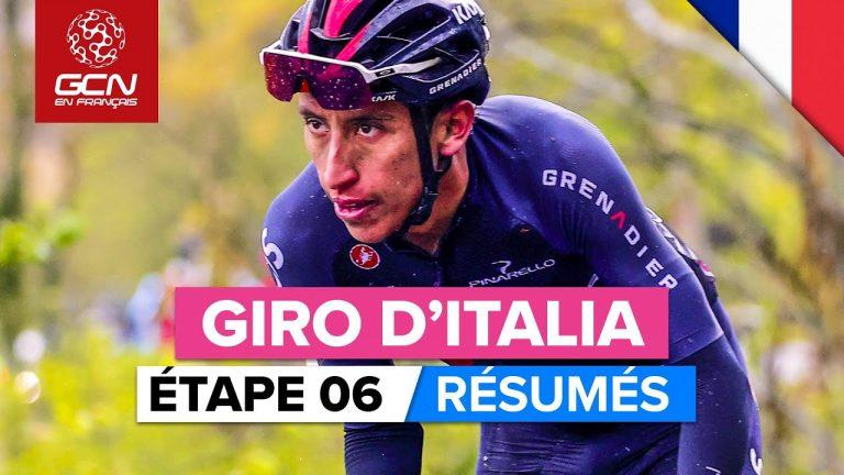 Cyclisme. Gino Mäder remporte la 6ème étape du Giro