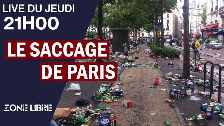 Le saccage de Paris en débat
