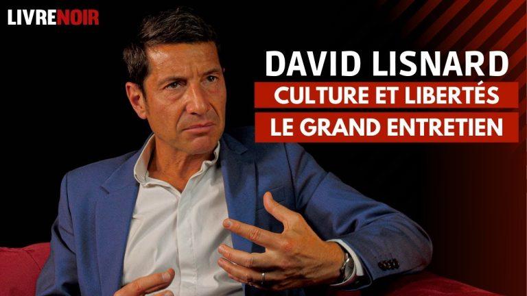 David Lisnard (maire de Cannes) : Le Grand Entretien pour Livre Noir