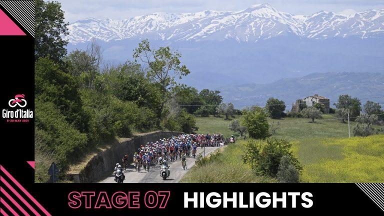 Tour d'Italie. Caleb Ewan remporte la 7ème étape du Giro