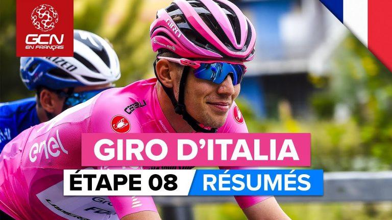 Cycliste. Victoire en solitaire pour Victor Lafay sur la 8ème étape du Giro