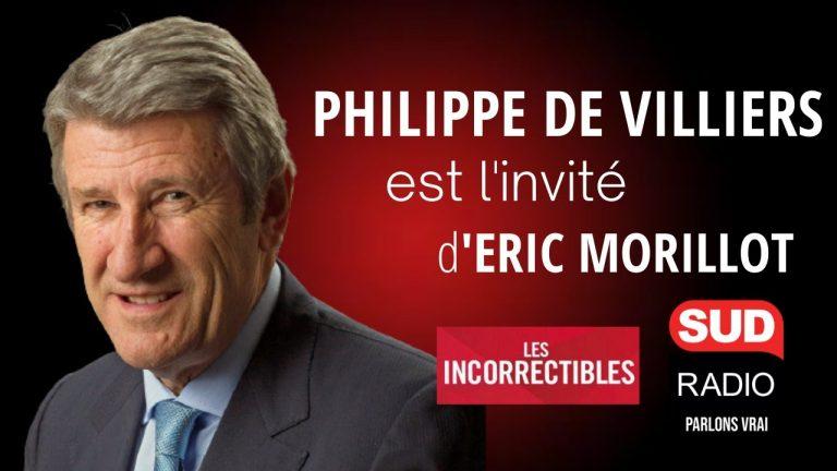 Philippe de Villiers : « La France peut mourir ! »