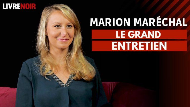 Marion Maréchal : les confidences d'une patriote