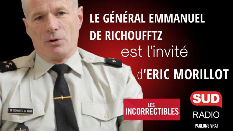 Le Général de Richoufftz: « Florence Parly n'a aucune capacité pour être ministre de la défense ! »