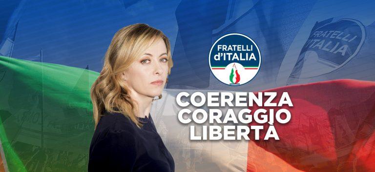 Italie. Giorgia Meloni concurrence désormais Matteo Salvini.