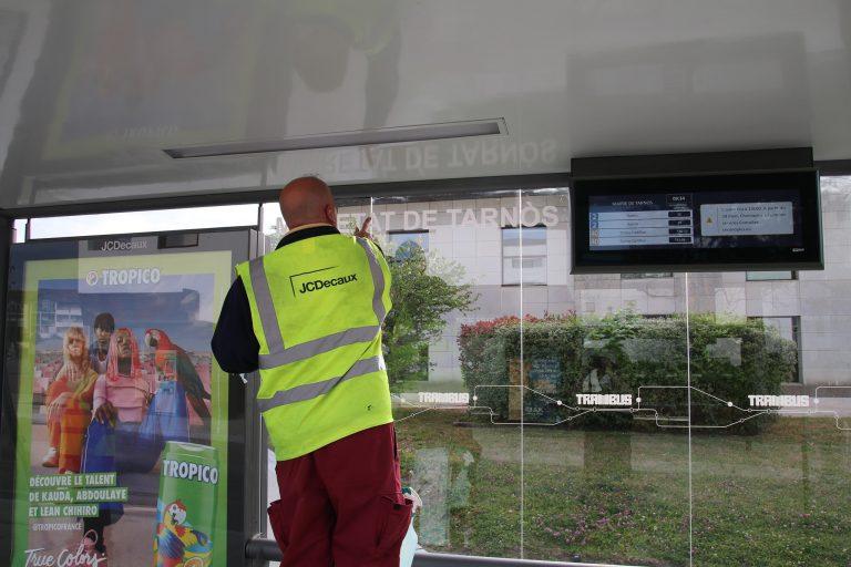 Tarnos: okitaneg en Tram'bus