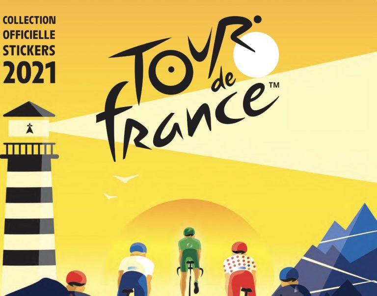 Cyclisme. C'est parti pour l'album Panini du Tour de France 2021 !