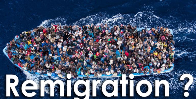 Renaud Camus : « Il n'y a d'issue sérieuse que la remigration, la décolonisation, le retour chez lui, contractuel ou forcé, de l'occupant » [interview]