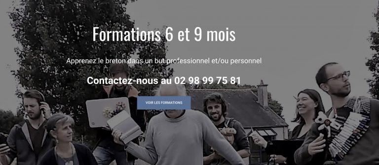Carhaix (29). Une formation longue distance au Breton, de septembre 2021 à mars 2022