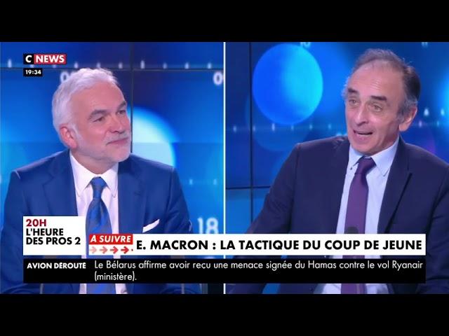 Eric Zemmour : « Macron s'amuse, alors que le pays est à feu et à sang, qu'il y a des morts tous les jours… Avec MacFly et Carlito il refuse de parler de sujets sérieux. C'est un mépris de la jeunesse »