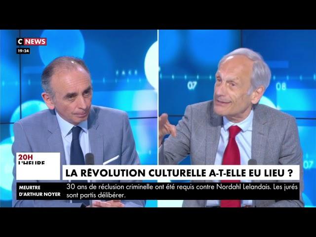 Eric Zemmour : « Il y a des attaques de pompiers, de policiers, de médecins, d'infirmières,… parce qu'ils symbolisent la France »