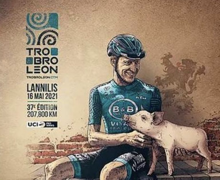 Cyclisme. Le Tro Bro Léon, c'est dimanche, avec Barguil, Gaudin, Gilbert, Laporte…