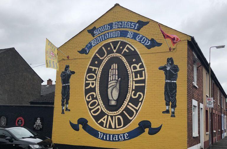 Protocole en Irlande du Nord. De jeunes loyalistes n'excluent pas le recours à la violence