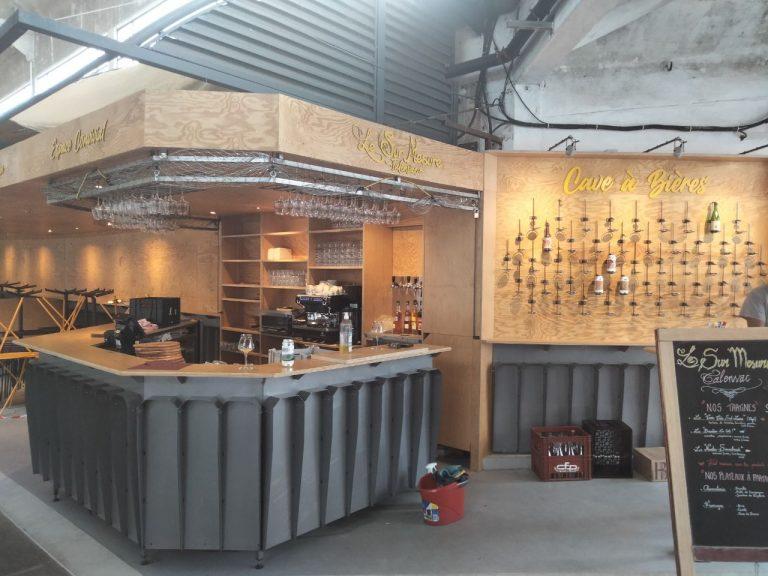 Nantes : une buvette ouvre ce mercredi au marché de Talensac