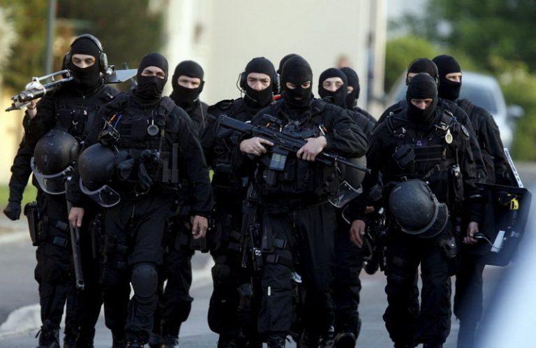 Lorient. De la cocaïne et des armes saisies, intervention du Raid
