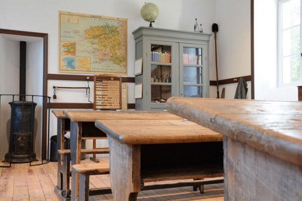 Trégarvan (29). « La fabrique de l'école 2.0 », nouvelle exposition temporaire au Musée de l'école rurale en Bretagne