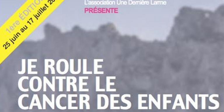 Ils vont effectuer les 3414 km du Tour de France contre le cancer des enfants