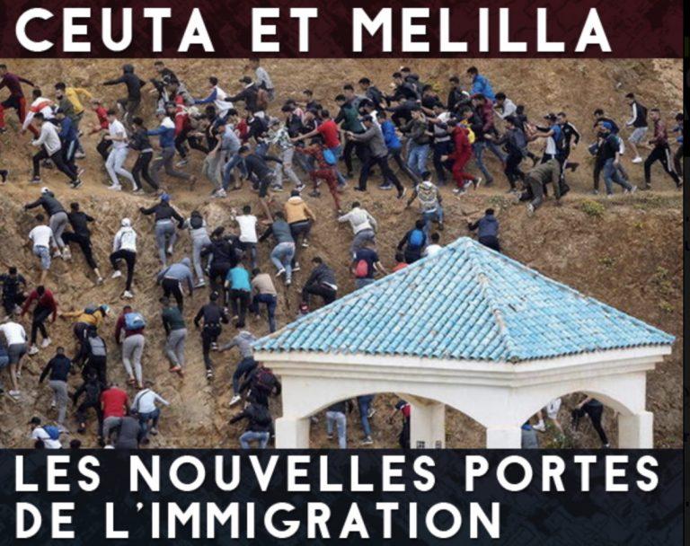 L'Afrique réelle n°138. Ceuta et Melilla : les nouvelles portes de l'immigration