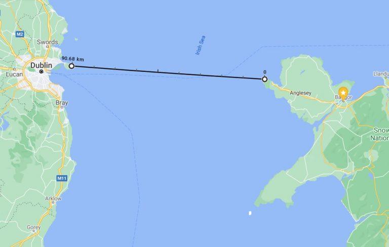 Le gouvernement britannique confirme des « discussions de premier plan » au sujet d'un tunnel sous-marin reliant le Pays de Galles à Dublin.