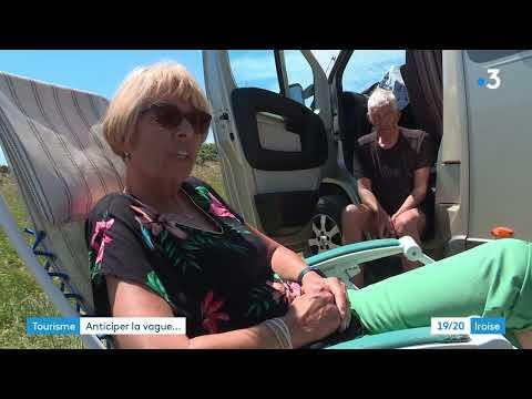 La délicate gestion des camping-cars et vans sur le littoral breton