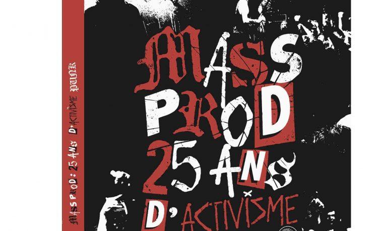 Mass Prod. Le label historique du punk en Bretagne lance un livre en souscription