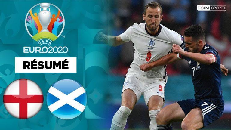 Euro 2021. Le résumé de Croatie-République Tchèque, Suède-Slovaquie et d'Angleterre-Ecosse