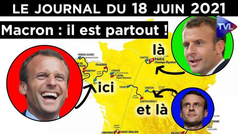 Macron : Le tour de France électoral