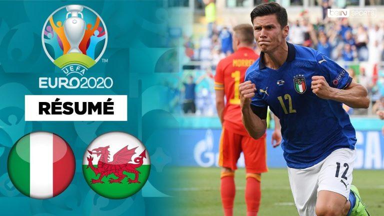 Euro 2021. Les résumés de Suisse-Turquie et Italie-Pays de Galles
