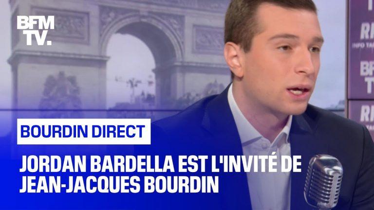 Abstention, élections régionales, départementales. Jordan Bardella (RN) face à Jean-Jacques Bourdin