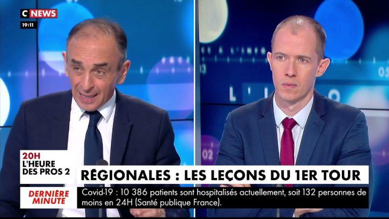 Eric Zemmour : « Marine Le Pen a abandonné tout ce qui faisait la spécificité du RN, même sur l'immigration »