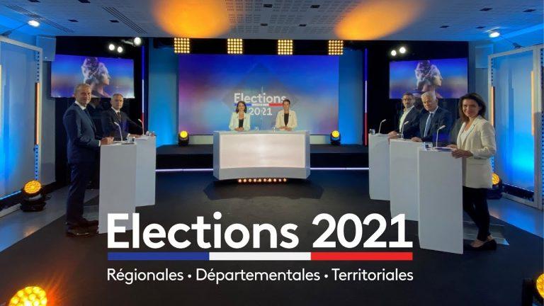 Régionales 2021 : le grand débat d'entre-deux-tours en Pays de la Loire