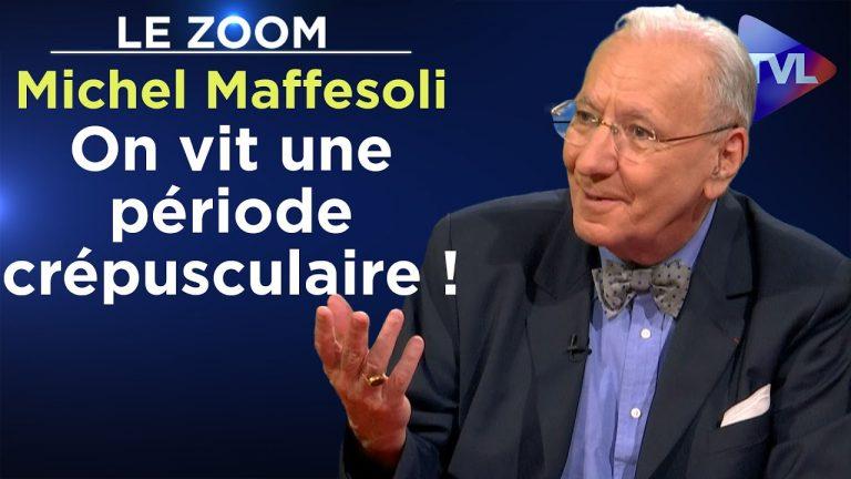 Michel Maffesoli : « On vit une période crépusculaire ! » [Vidéo]