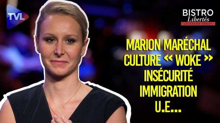 Culture « woke », insécurité, immigration : Marion Maréchal, invitée de Bistro Libertés [Vidéo]