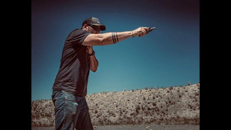 Vol West. Pourquoi je porte un revolver en 22LR ?