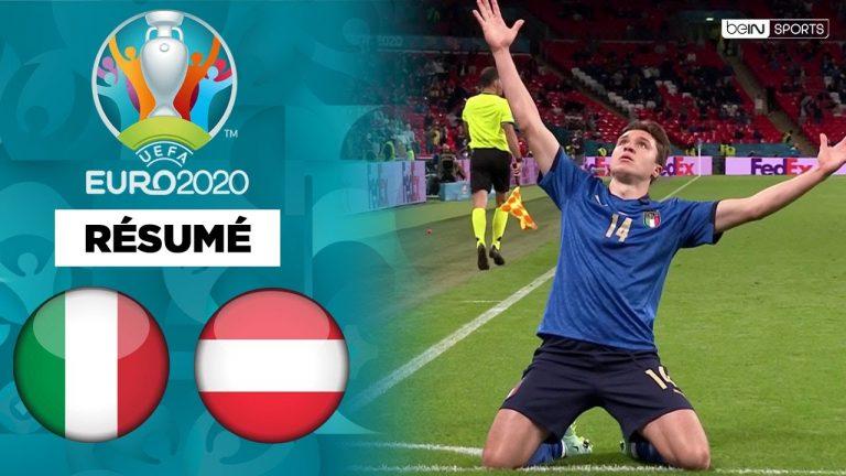 Euro 2021. L'Italie et le Danemark qualifiés en quarts de finale