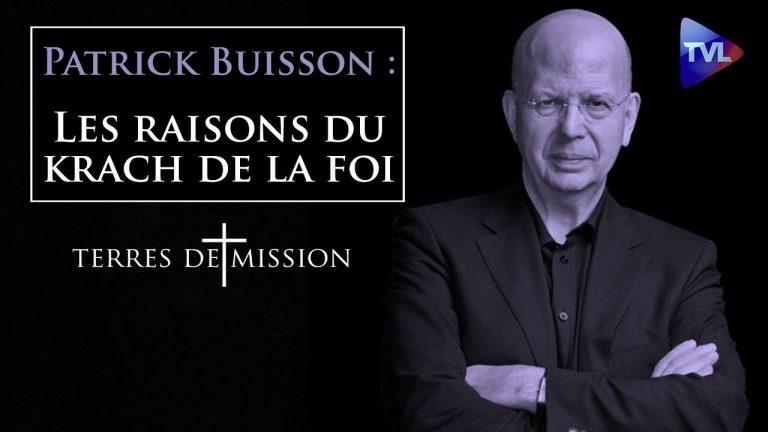 Les raisons du krach de la foi selon Patrick Buisson