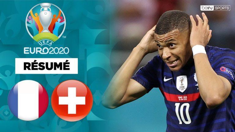 Euro 2021. La Suisse et l'Espagne éliminent la France et la Croatie