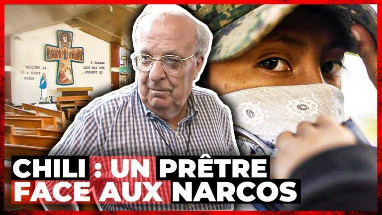 Au Chili, un prêtre tient tête à la mafia
