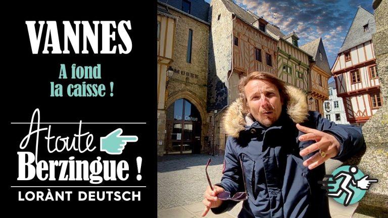 L'histoire de Vannes… A Toute Berzingue !