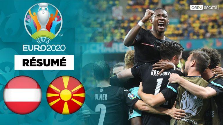 Euro 2021. Revoir les résumés d'Angleterre-Croatie, Autriche-Macédoine du Nord et Ukraine-Pays-Bas