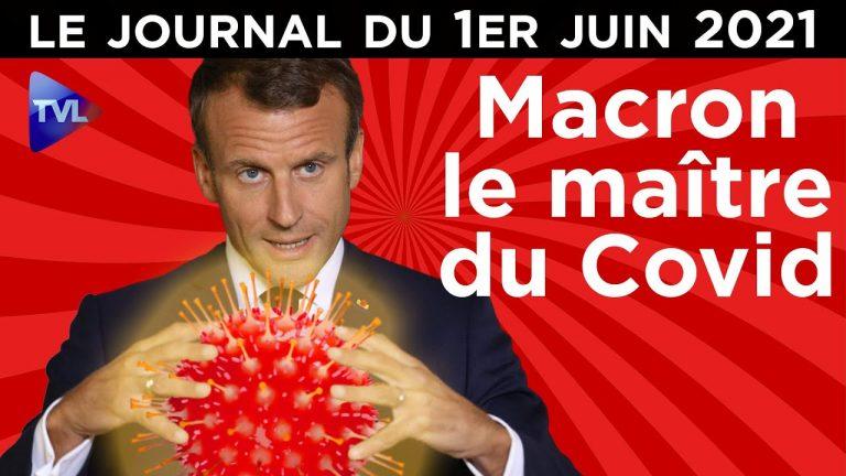 Macron : le maître du COVID